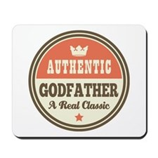 Classic Godfather Mousepad
