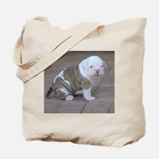 Australian Bulldog Tote Bag
