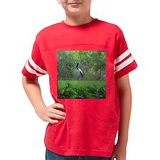 Be Mine Snow Dachshund Kids T-Shirt