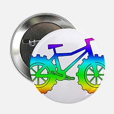 "Rainbow fatbike 2.25"" Button"