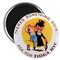 Tioga Rye Magnet