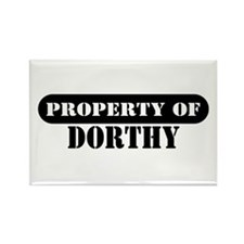 Property of Dorthy Rectangle Magnet