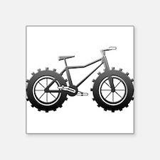 Chrome Fatbike logo Sticker