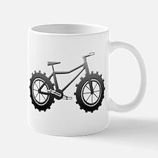 Chrome Fatbike logo Mug