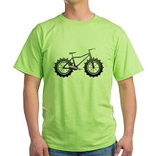 Chrome Fatbike logo T-Shirt