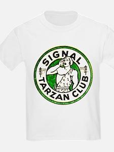 Tarzan Club Kids T-Shirt