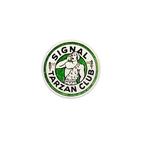 Tarzan Club Mini Button (100 pack)
