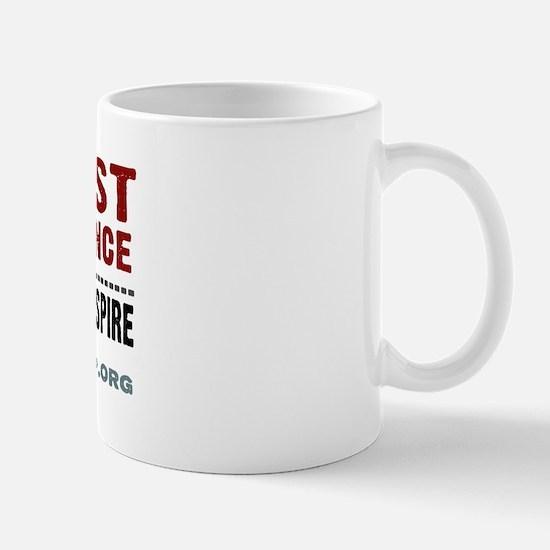 Resist Ignorance Mug