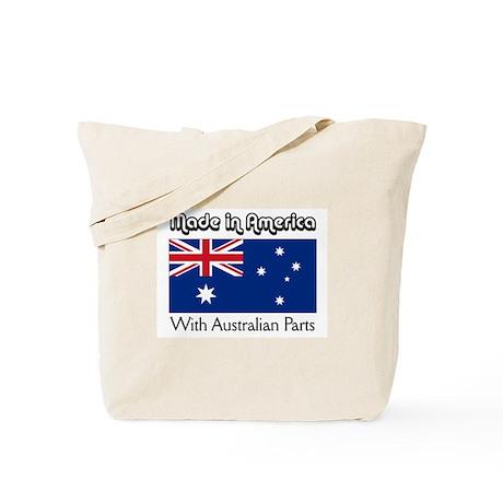 Australian Parts Tote Bag