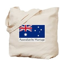 Australian by Marriage Tote Bag