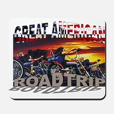 Great American Road Trip Mousepad