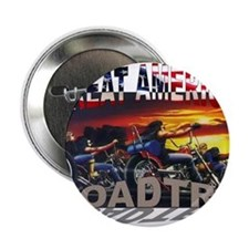 """Great American Road Trip 2.25"""" Button"""
