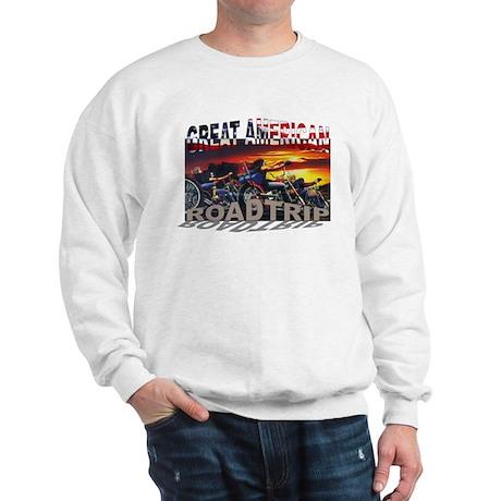 Great American Road Trip Sweatshirt