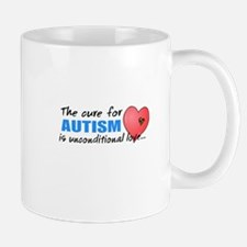 The Cure for Autism is Mug
