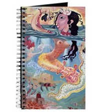 Flamenco Mermaid Journal