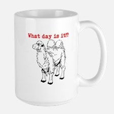 What day is it!? Mug