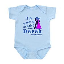 Dancing With Derek Infant Bodysuit