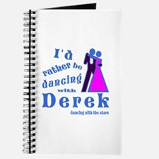 Dancing With Derek Journal