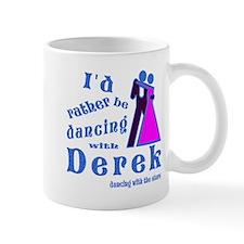 Dancing With Derek Mug