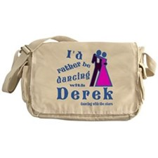 Dancing With Derek Messenger Bag