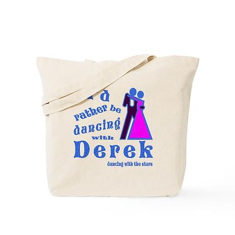 Dancing With Derek Tote Bag