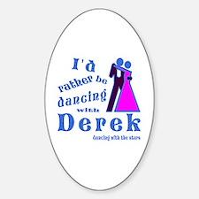 Dancing With Derek Decal