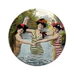 Bathing Beauties #2 Ornament (Round)
