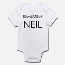 Remember Neil Infant Bodysuit