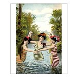 Bathing Beauties #2 Small Poster