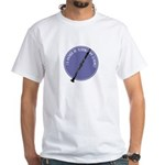 Clarinet White T-Shirt