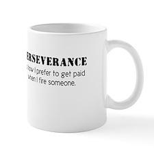 Perseverance Mug