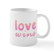 LOVE wins Mug