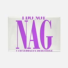 I do not NAG Rectangle Magnet