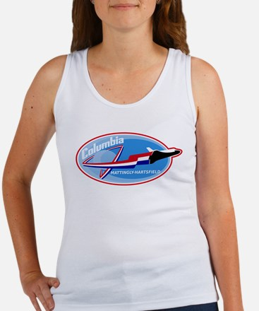 STS-4 Columbia Women's Tank Top