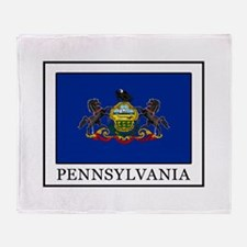 Pennsylvania Throw Blanket