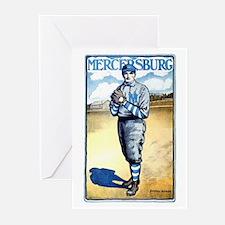 Mercersburg - 1903 Greeting Cards (Pk of 10)