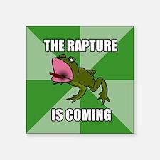 The Rapture Sticker