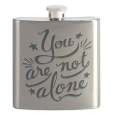 Not Alone Flask