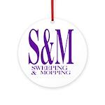 S&M Ornament (Round)