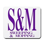 S&M Mousepad