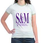 S&M Jr. Ringer T-Shirt