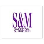 S&M Small Poster
