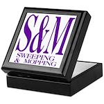 S&M Keepsake Box
