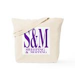 S&M Tote Bag