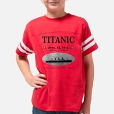 TG2Trans12x12-d Youth Football Shirt