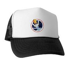 STS-8 Challenger Trucker Hat