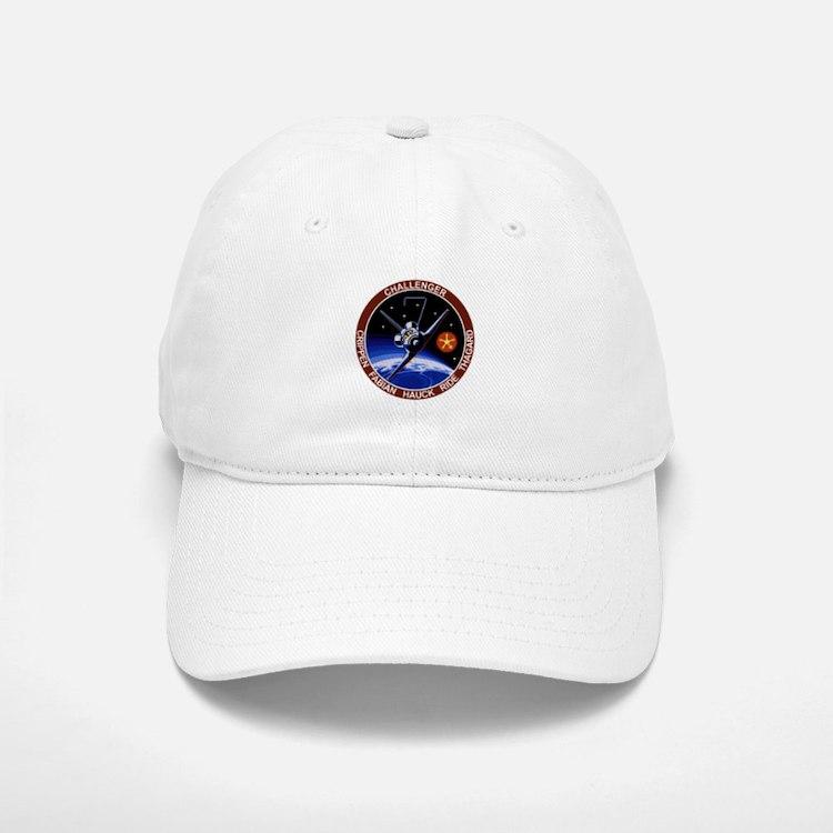 STS 7 Challenger Baseball Baseball Cap
