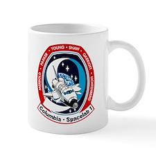 STS 9 Columbia Mug