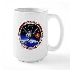STS 7 Challenger Mug