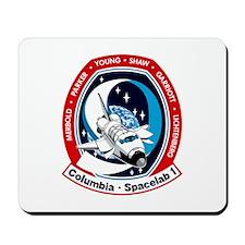 STS 9 Columbia Mousepad